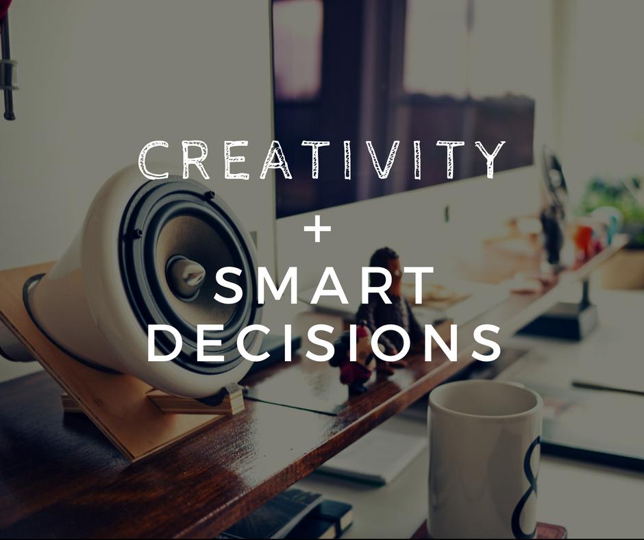 creativity video content