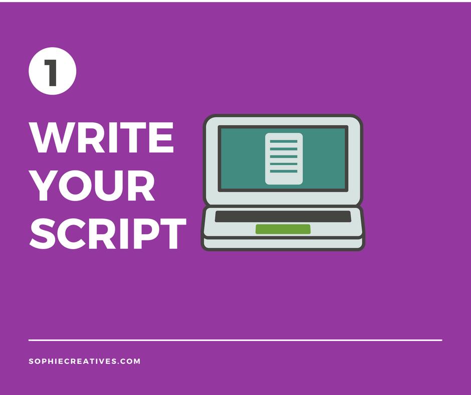 diy-explainer-video-write-script